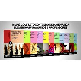 Iezzi Fundamentos Da Matemática Elementar 11 Volumes
