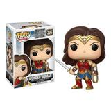 Funko Pop Wonder Woman 206 Justice League Muñeco Original