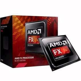 Processador Amd Fx 8370e Black, Cache 16mb, 3.3ghz (4.3ghz )