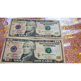 Billetes Con Numeros Consecutivos