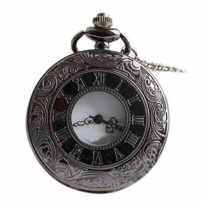 Reloj De Bolsillo Caballero Moda