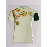 Adesivo Resinado Camiseta Seleção Senegal 7 3dba9f1c1f27d