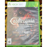 Castlevania Lords Of The Shadow Collection Xbox 360