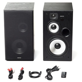 Monitor Áudio Bluetooth R2730db Edifier Preto + Frete Grátis