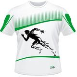 Camisa Corrida Corredor Maratona Personalizada 280-6 b4ec2c54632