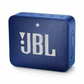 Caixa De Som Portatil Jbl Go 2 Bluetooth Prova D