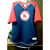 Polo Original De Beisbol Americano Mlb Nfl Nba Nhl Red Sox b5baecf2389c1