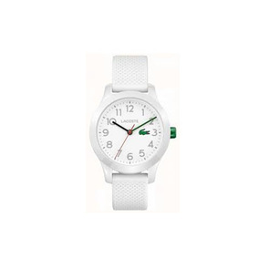295e4be31865 Reloj Deportivo Lacoste Blanco En - Reloj para Mujer en Mercado ...