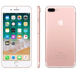 iPhone 7 Plus Ouro Rosa Tela 5,5 4g 32 Gb 12 Mp Mnqq2bz/a