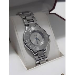 Reloj Must De Cartier Siglo 21.