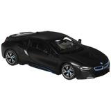 Rastar Black Bmw I8 R / C Muere Auto Fundido