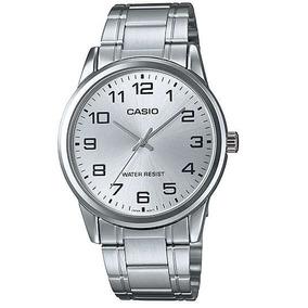 36af5ed893c Relogio Casio Prata Analogico - Relógios De Pulso no Mercado Livre ...