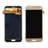 Tela Display Lcd Touch Samsung J7 Prime G610 Dourado