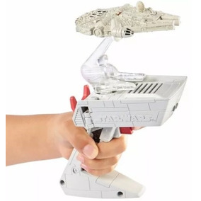 Hot Wheels Controlador De Naves Star Wars Millennium Falcon