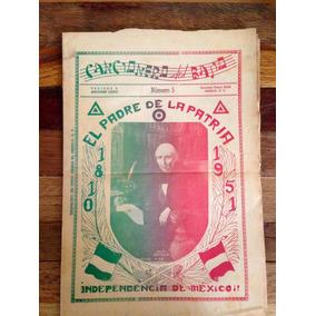 Antiguo Cancionero Del Bajío Independencia De México