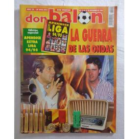 Revista Don Balon Liga 1994-95