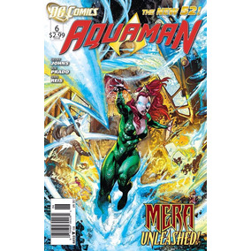 Dc Aquaman - The New 52 - Volume 6