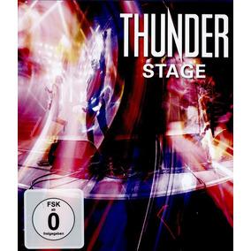 Thunder - Stage - Live At Motorsport Arena - Blu Ray Lacrado