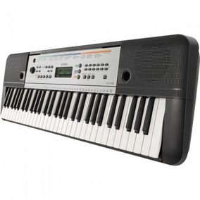 teclado yamaha ypt 340 teclados yamaha no mercado livre. Black Bedroom Furniture Sets. Home Design Ideas