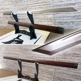 Espada Katana Shirasaya Ninja Forja Samurai Entrega 25 Dias