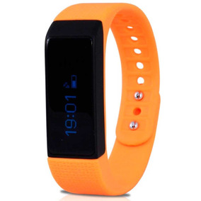 Band Fit Pulsare Ghia Delta Gac-007 Bluetooth Naranja