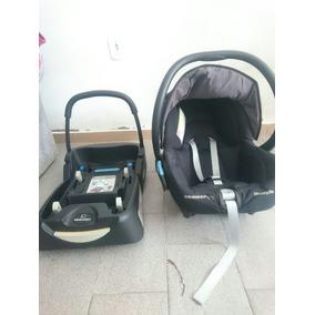 Cadeirinha Para Carro E Bebê Conforto. Seminovo