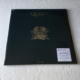 Queen Lp Greatest Hits 2 Vinil Lacrado 2016