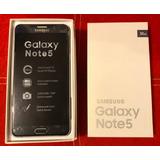 Samsung Galaxy Note 5 64 Gb Nuevo Desbloqueado