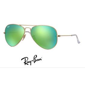 0ffbec4b1399d Rayban 3025 Aviador Dourado Preto - Óculos no Mercado Livre Brasil