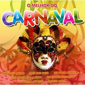 Cd O Melhor Do Carnaval - Marchinhas De Carnaval