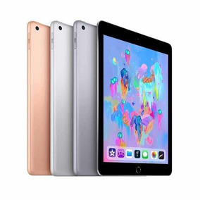 Ipad New 128gb Wifi 2018 Original