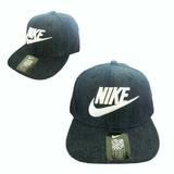 Gorra Visera Nike Jean Bordada Importada Snapback Envios! c3bd350c3eb