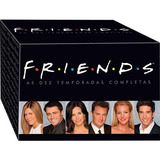 Box Friends - 10 Temporadas (usado)