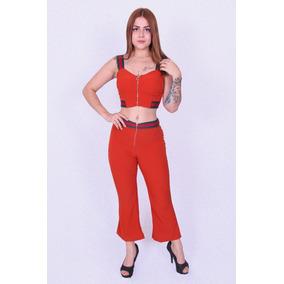 Conjunto Pantalona Nova Paran 9032 - Asya Fashion