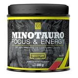 Minotauro Pré Treino 300g Mais Energia E Disposição