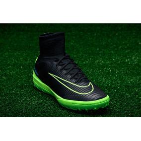 timeless design 83504 17a9b Botin Nike Mercurialx Proximo 2 Tf - Negro   Verde (bota)