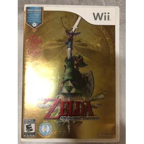 Zelda Skyward Sword Nintendo Wii 100% Original Americano