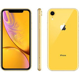 iPhone Xr Amarelo 128gb Ios12