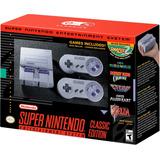 ..:: Mini Super Nintendo Classic Edition Snes ::.. Gamecente