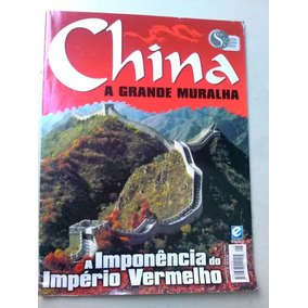 Revista China A Grande Muralha - Cultura Histórias E Mitos 8