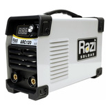 Inversora De Solda Arc 120 Digital 110v Mono - Razi Razi