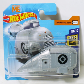 Hot Wheels Grumobile Meu Malvado Favorito - Hw Screen Time