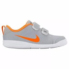 Tênis Infantil Nike Esportivo Pico Lt Toddler Cinza 1magnus 7752ab085dc18