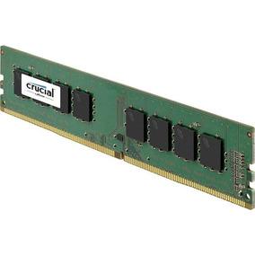 Memoria 4gb Ddr4 2400 Mt/s Pc4-19200 Ct4g4dfs824a