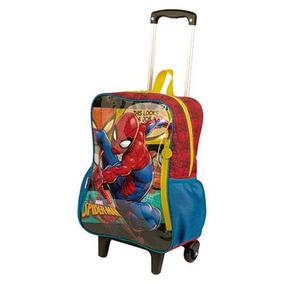 d1459d4655 Máscara Sestini Mochila Grande Spiderman C - Mochilas no Mercado ...