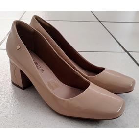 dd005fe5d8 Sapato Scarpin Ouro Velho E Feminino Ramarim Outros Tipos - Sapatos ...