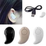 Audifono Auricular Bluetooth Inalambrico Manos Libres Oculto