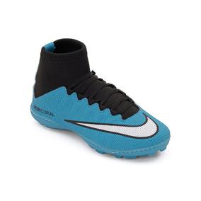 Chuteira Nike Mercurial Superfly Cr7 Azul - Chuteiras no Mercado ... 28347fdd01296
