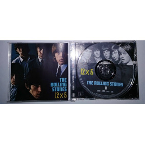 The Rolling Stones Cd 12 X 5