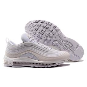 Air Max 97 Blanca - Zapatillas Nike en Mercado Libre Argentina 39ac11e39713e